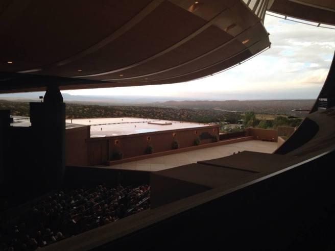 Santa Fe Opera House