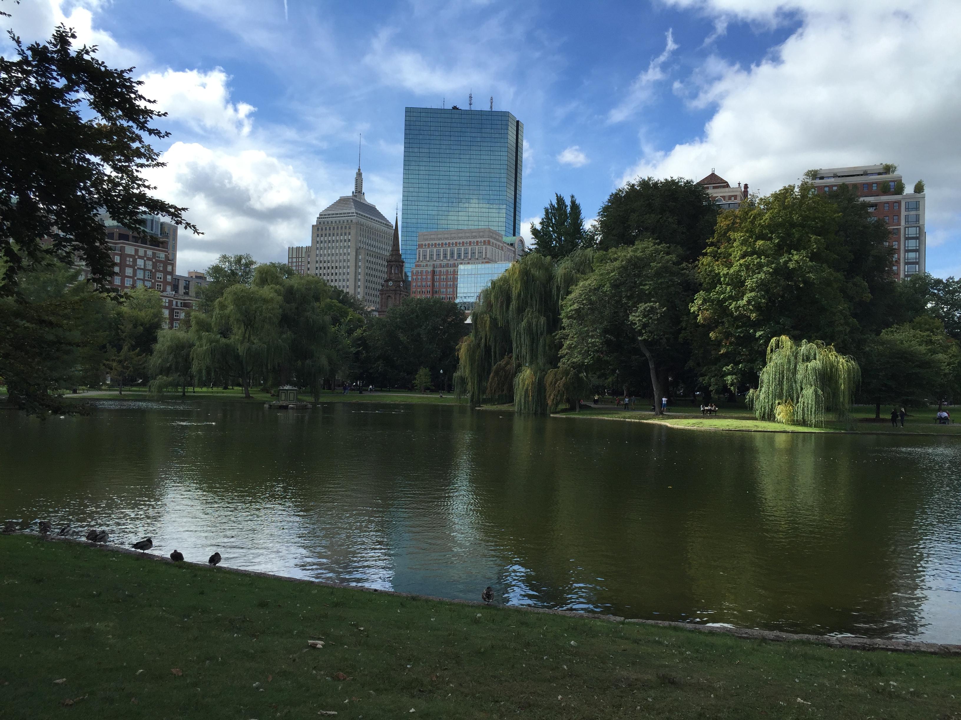 Public Garden, Boston, MA