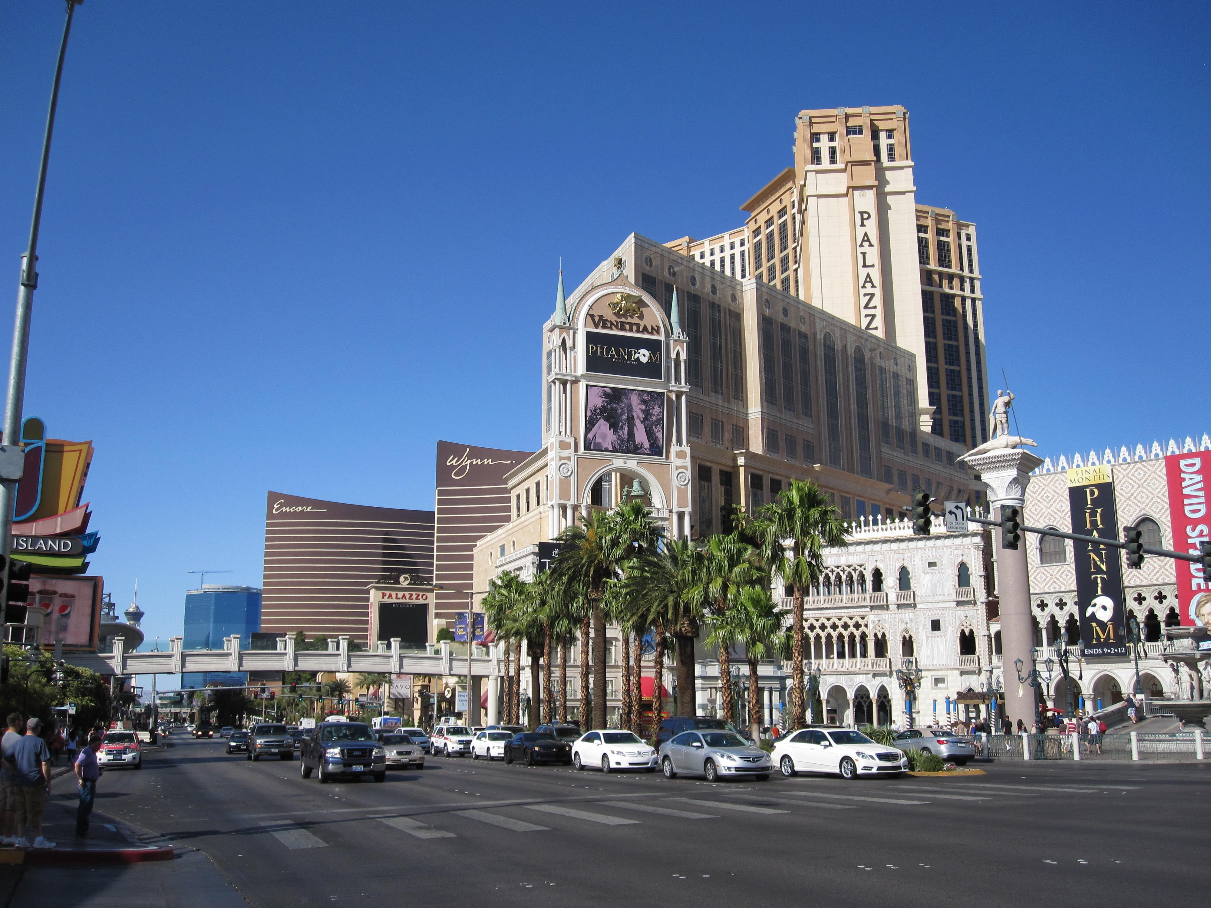 Las Vegas resorts