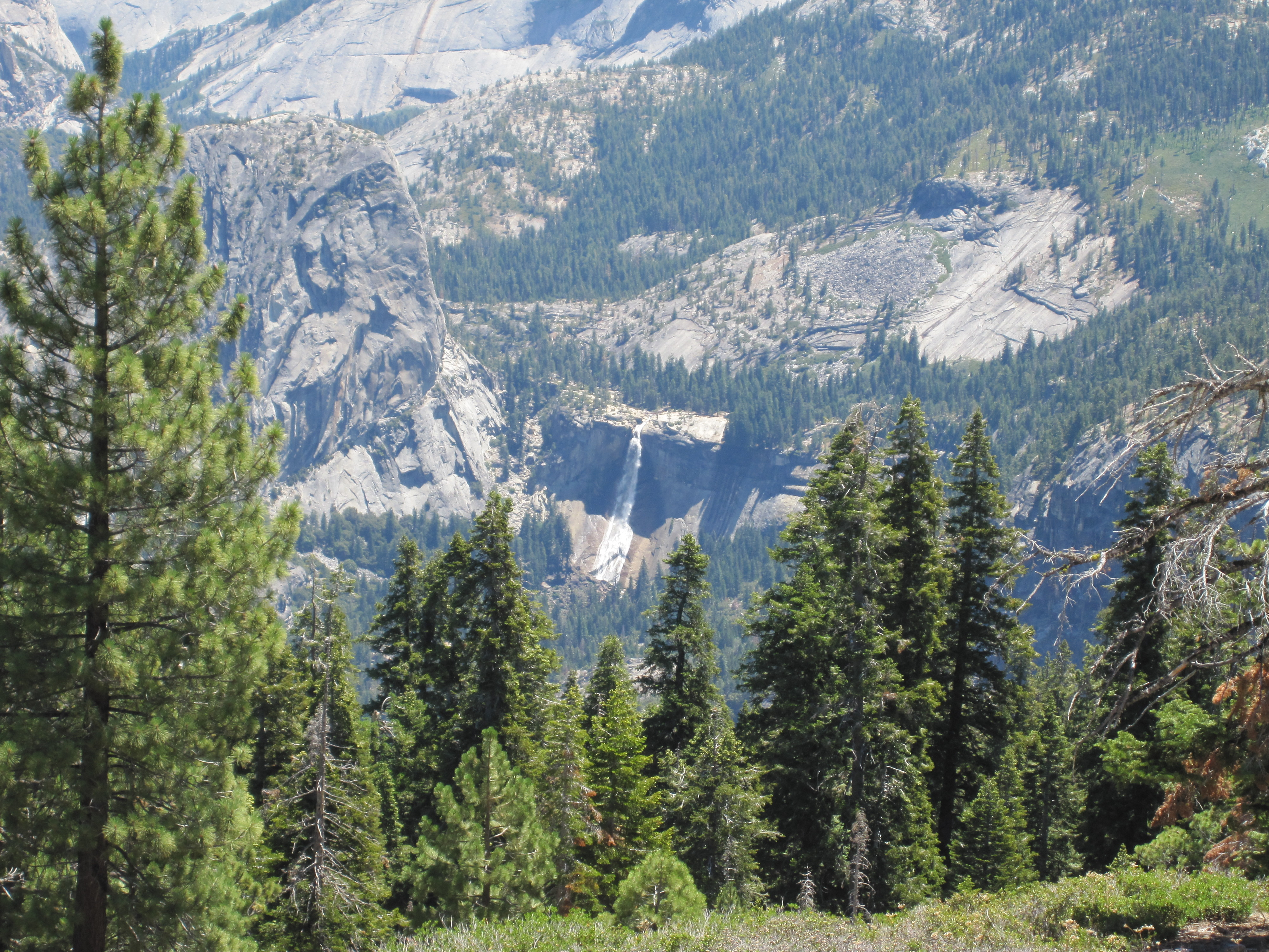 Nevada Fall at Yosemite
