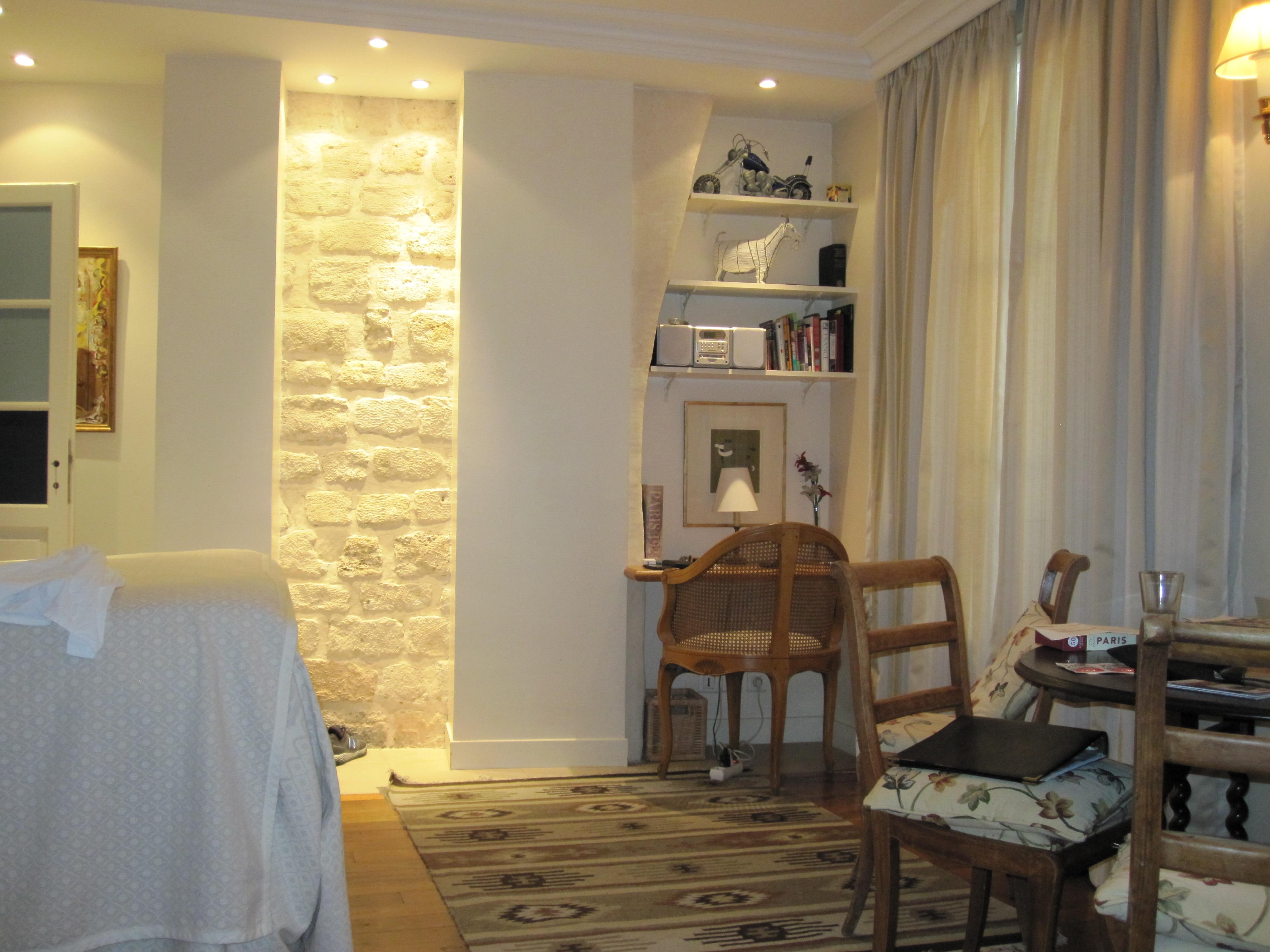Charlemagne apartment in Paris