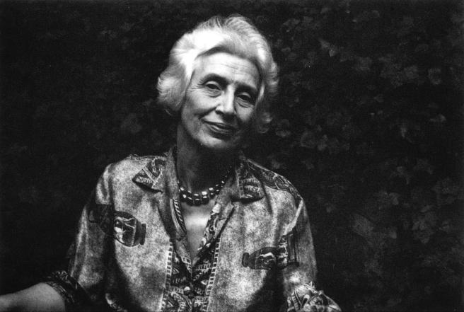 Lillian Smith, 1963; photo by Joan Titus
