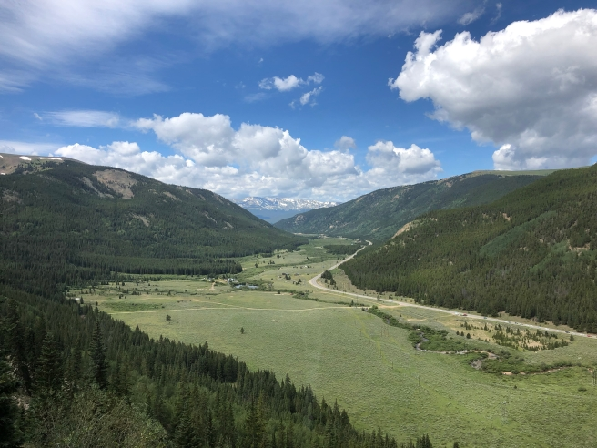 Amazing views from the Leadville train excursion