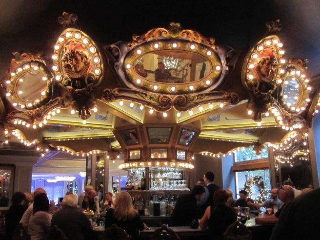 Carousel Bar at Hotel Monteleone