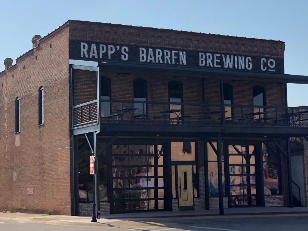 Rapp's Barren Brewing Company, Mountain Home, AR