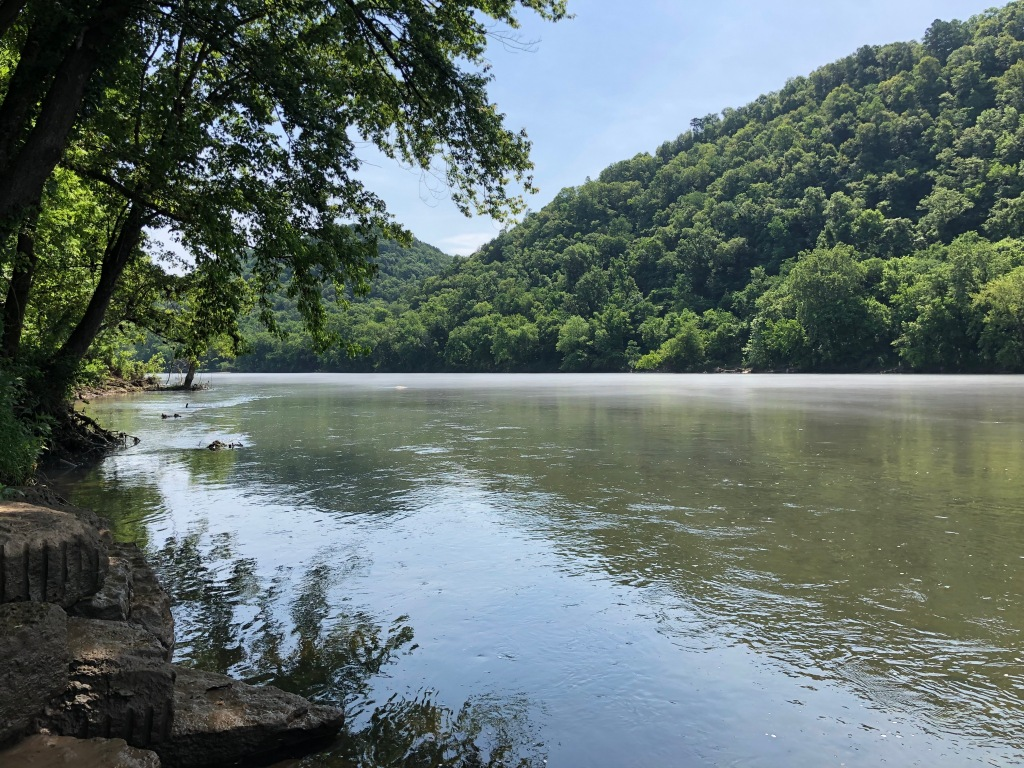 White River in Arkansas